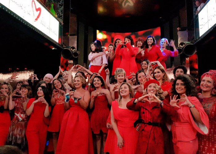 Non Stop People parle du RED Défilé !