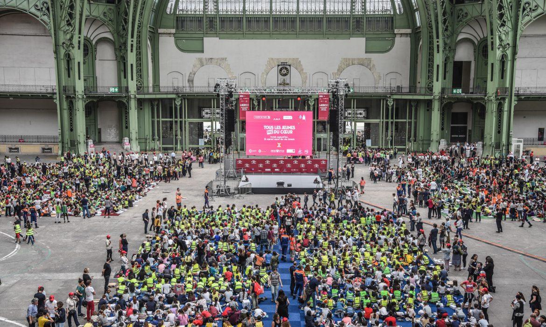 6 000 jeunes formés au Grand Palais