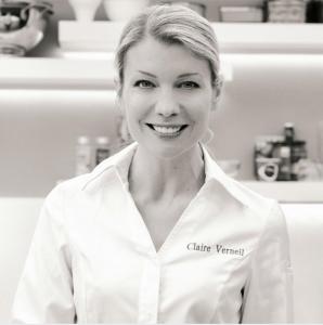 Claire Verneil ambassadrice d'Ajia