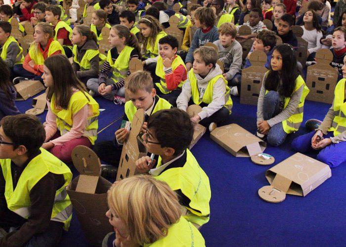 Campagne de sensibilisation «Tous les Jeunes ont du Cœur»