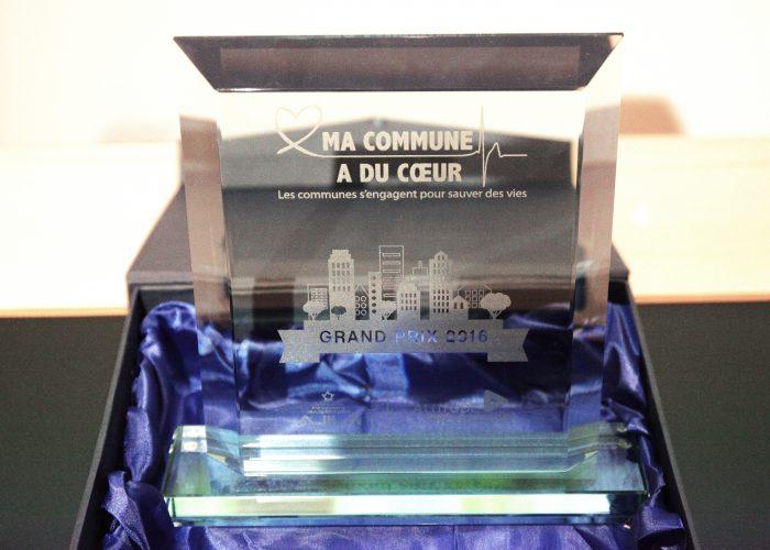 Résultats de l'édition 2016 «Ma Commune a du Cœur»