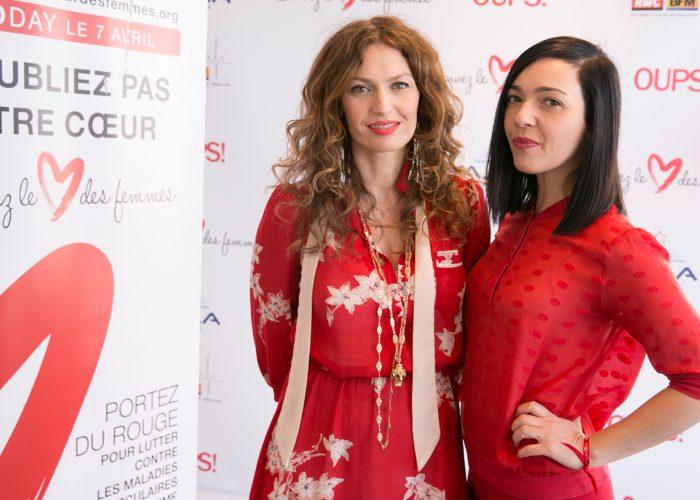 Les chanteuses Brigitte, marraines de «Sauvez le cœur des femmes»