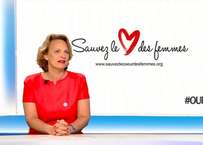 Isabelle Weill «Une femme sur trois meurt d'un accident cardiovasculaire»