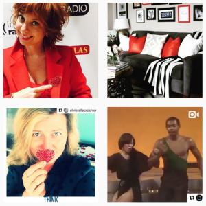 Retrouvez Ajila sur Instagram