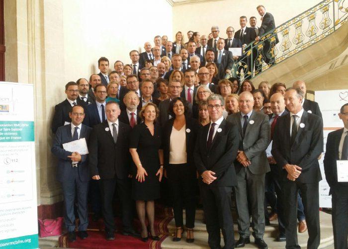 Signature de la Charte du Cœur 2015