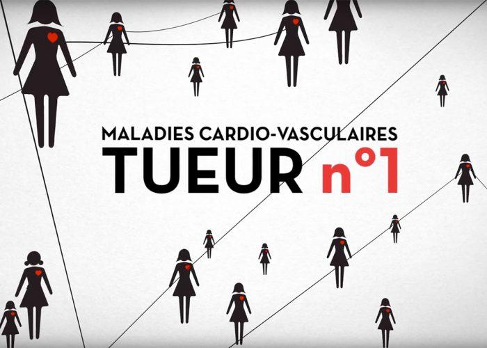 Campagne de sensibilisation «Sauvez le Cœur des Femmes» 2017