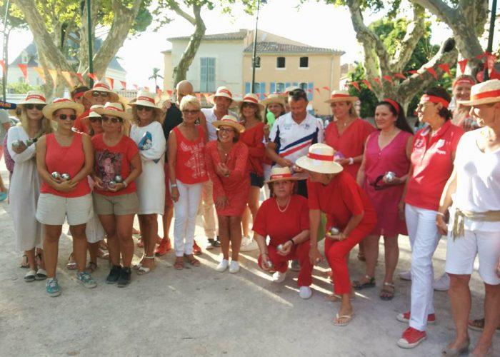 La 1ère édition du Challenge de Sauvez le Coeur des Femmes remporte un franc succès à Saint-Tropez