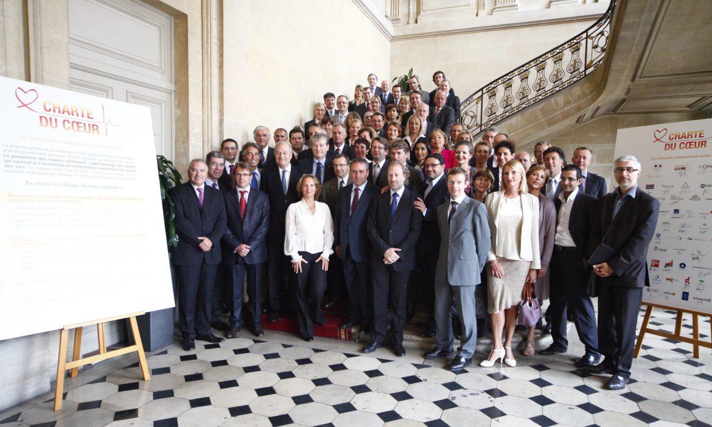 charte du cœur 2011