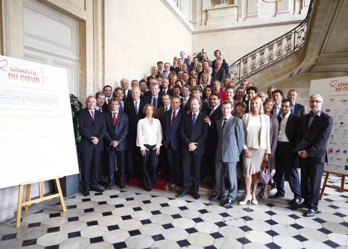 Charte du Cœur : Les entreprises engagées