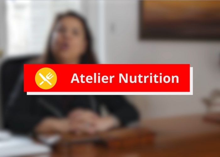 RED DAY – Atelier nutrition
