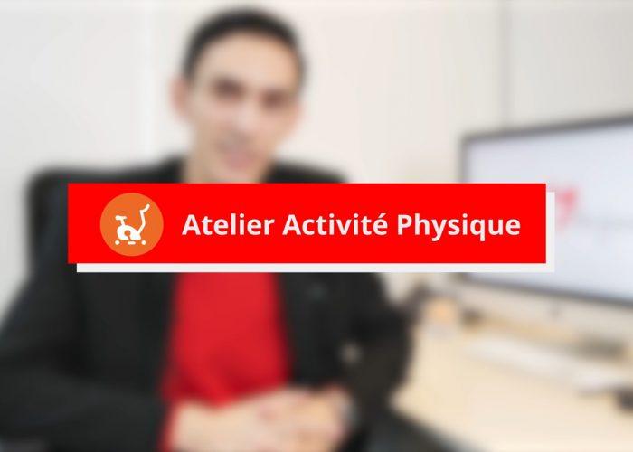 RED DAY – Atelier activité physique