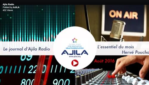 Radio Ajila – Flash Octobre 2016