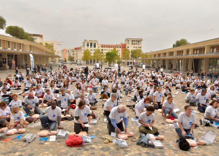 Montpellier lance l'opération #MontpellierSauveDesVies