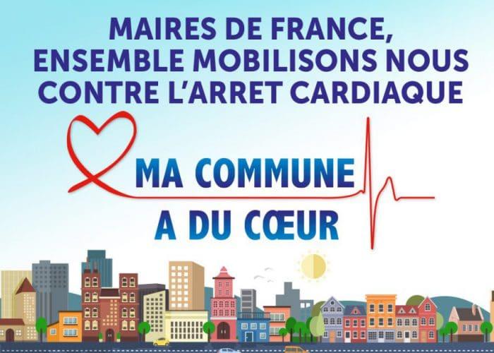 Maires de France, participez au Label 2017 «Ma Commune a du Coeur»