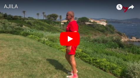 Rentrée sportive : la suite des exercices bons pour le coeur par Laurent Petit !