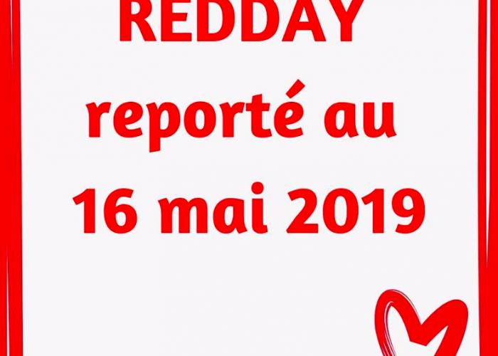 16 mai 2019 REDDAY !
