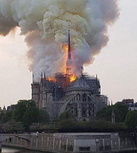 REPORT REDDAY : Notre-Dame de Paris