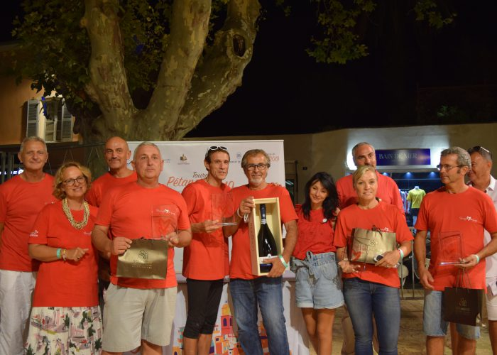 RETOUR EN VIDEO RED PETANQUE 2019