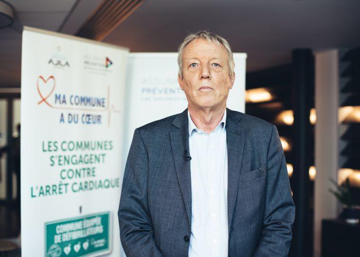 Retrouvez l'interview de Stéphane Penet