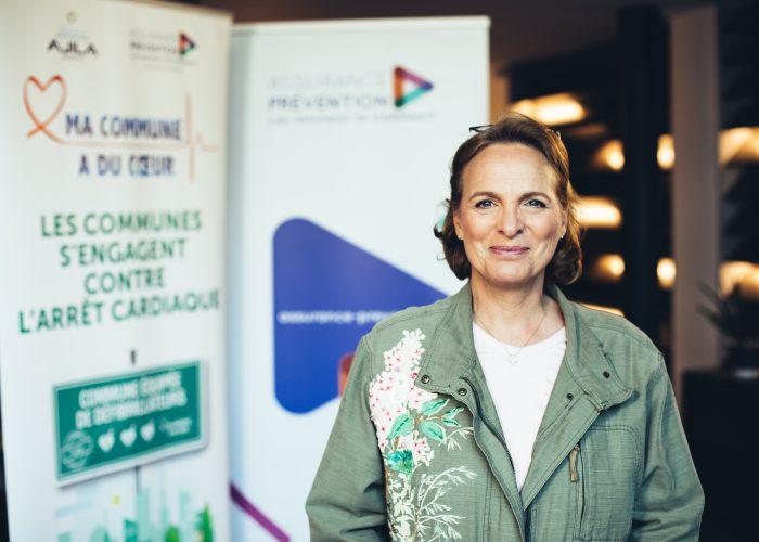Interview de la Présidente de la Fondation Ajila Isabelle Weill
